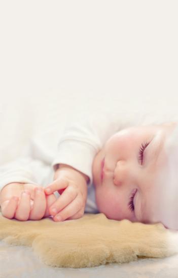 Babysweet Lammfell