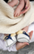Baby-Lammfellschuhe